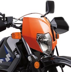 KTM Headlight