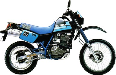 1985 DR600